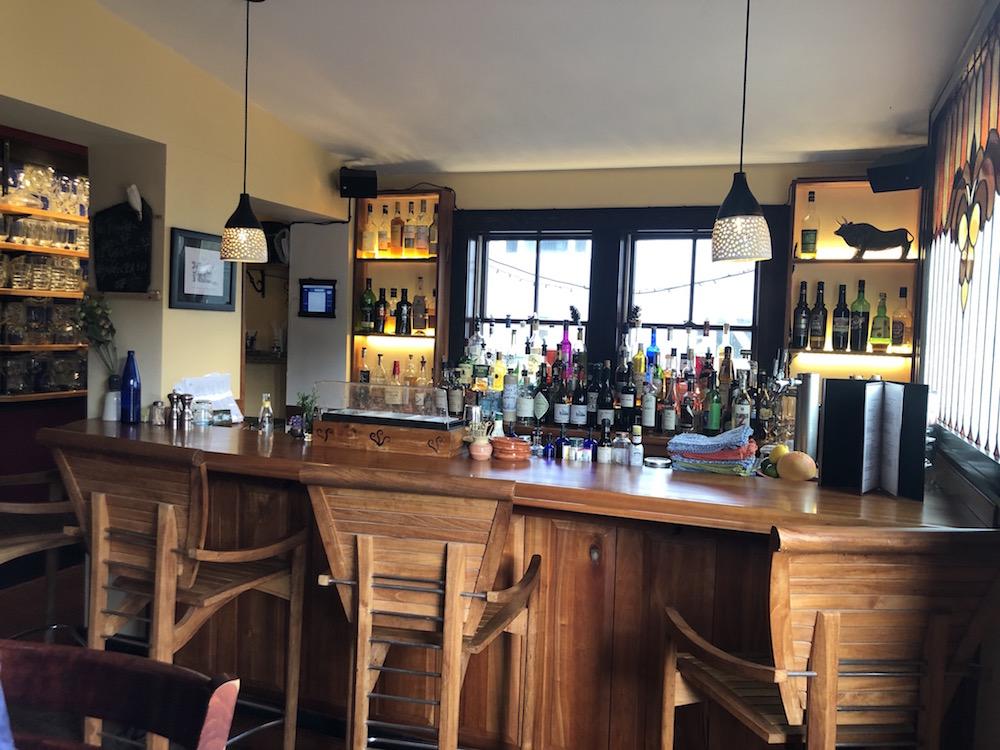 Saranac Lake town bar copy